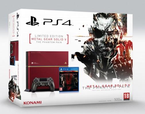 PlayStation 4 Collector Metal Gear Soldid 5 (4)