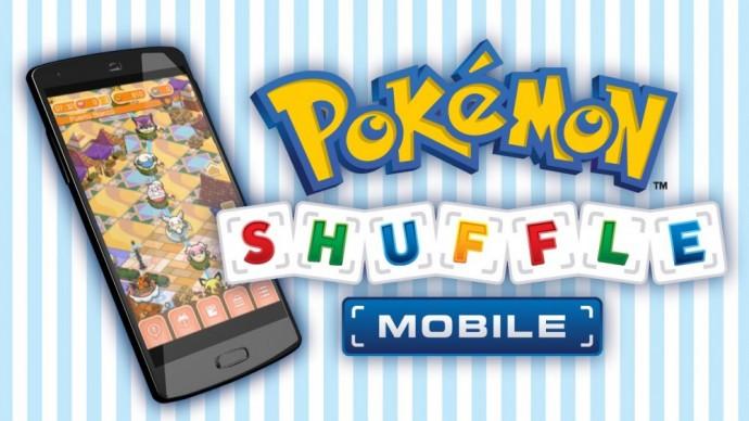 Pokemon Shuffle Mobile logo