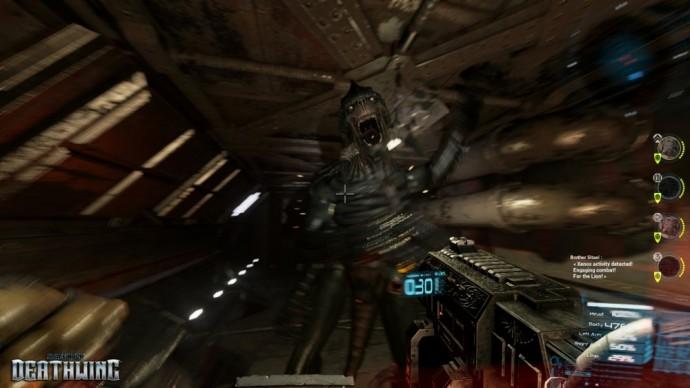 Space Hulk Deathwing dévoile de nouvelles images Lightningamer 02 - Genestealers