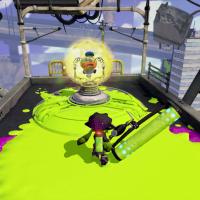 Splatoon fin niveau solo