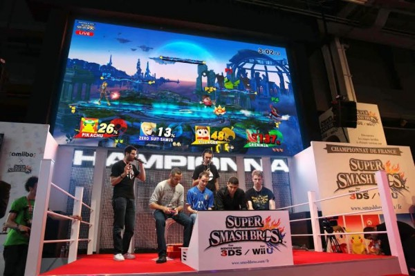 Super Smash Bros PGW