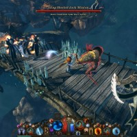 Test The Incredible Adventures of Van Helsing III 04 - Bridge