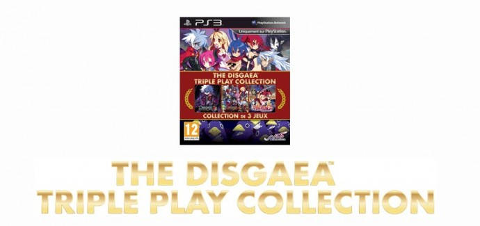 The Disgaea Triple PlayCollection