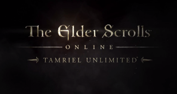 Logo The Elder Scrolls Online: Tamriel Unlimited