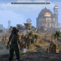 The Elder Scrolls Online - Tamriel Unlimited jolie vue