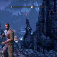 The Elder Scrolls Online - Tamriel Unlimited - personnage