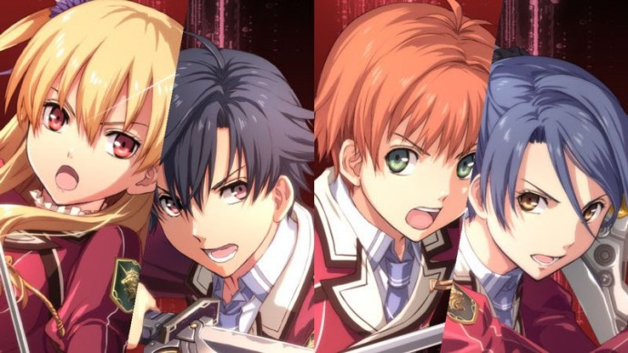 The Legend of Heroes - Trails of Cold Steel personnages