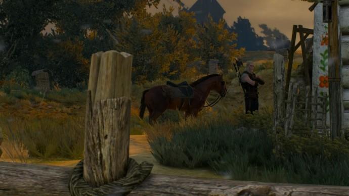 The Witcher 3 - Geralt De Riv