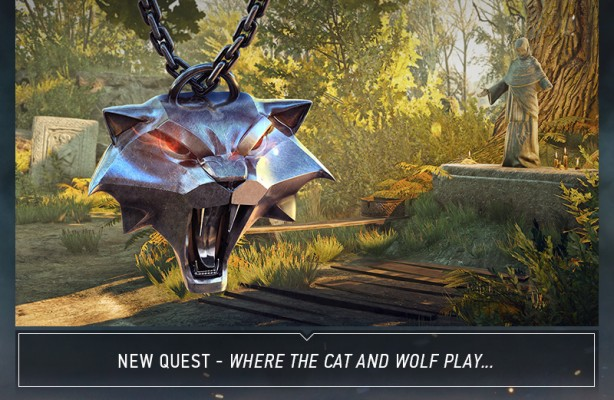 The-Witcher-3-Where-the-cat-and-wolf-play