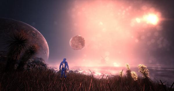 The Solus Project vient d'être dévoilé en images par GRIP Games et Teotl Studio