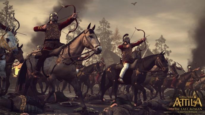 Total War: Attila, deux nouveaux packs en approche LightninGamer - Expédition Romaine pack