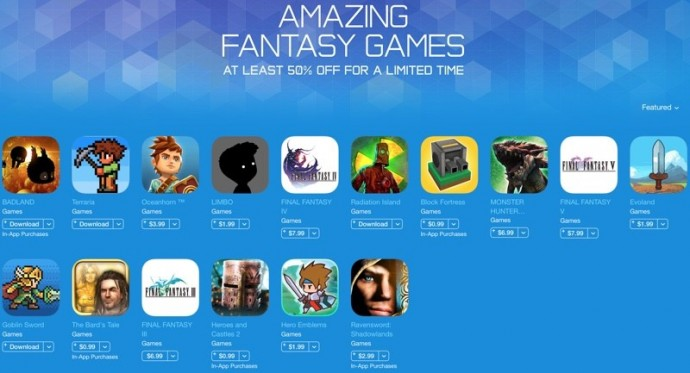 Amazing Fantasy Games