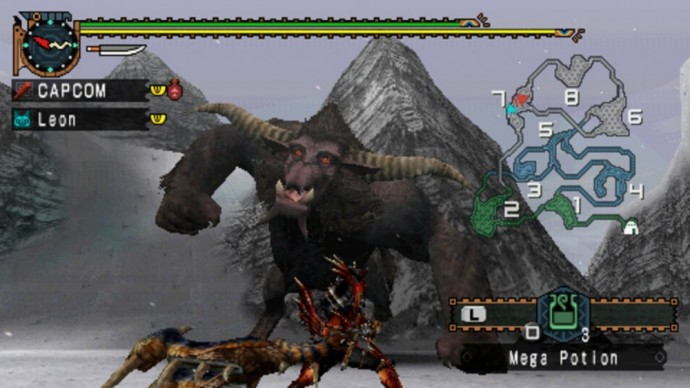 Amazing Fantasy Games Monster Hunter