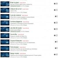 Batman Arkham Knight, la liste des succès LightninGamer (03)