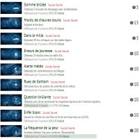 Batman Arkham Knight, la liste des succès LightninGamer (06)
