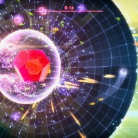 Geometry Wars 3 boss