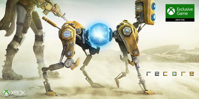 [E3 2015] ReCore, une exclu Xbox One qui déboîte