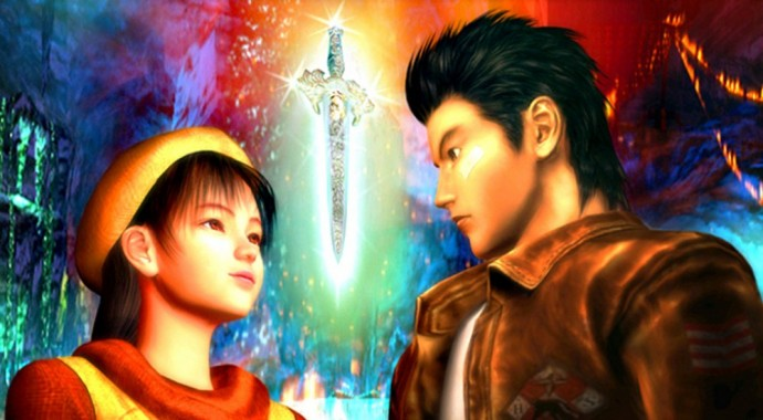 shenmue 3 ps4-pc