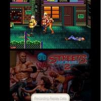 3D Streets of Rage II Blaze