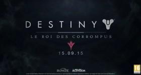 Destiny : Le Roi des Corrompus dévoile ses différentes offres