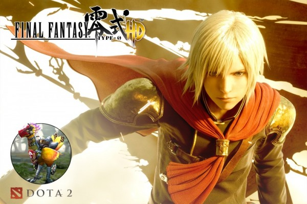 Final Fantasy Type 0 HD PC