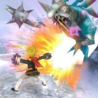 Combat dans Final Fantasy Explorers