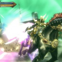 Odin dans Final Fantasy Explorers