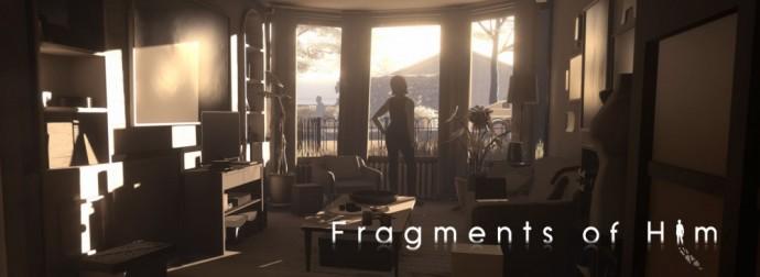 Fragment of Him, annoncé pour 2016, se dévoile à travers une vidéo