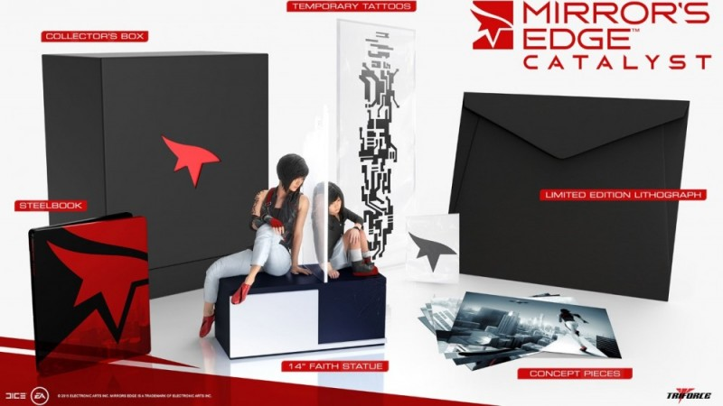 Mirror's Edge Catalyst Collector