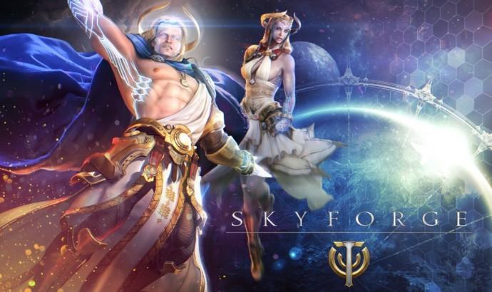 Skyforge : la beta ouverte est là