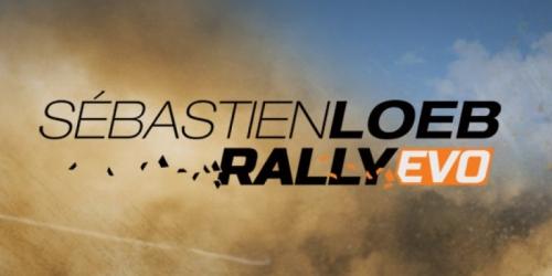 Le logo de Sébastien Loeb Rally Evo