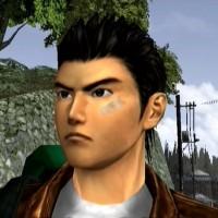 Shenmue visage Ryo Hazuki