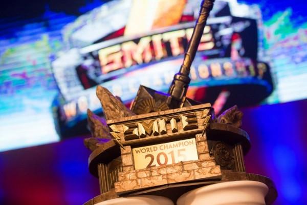 Hi-Rez Studio annonce le Smite World Championship 2016