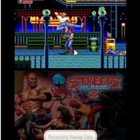 3D Streets of Rage II Axel