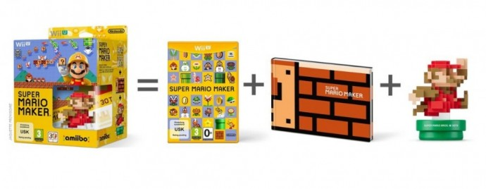Super Mario Maker édition collector