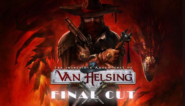 La jaquette de The Incredible Adventures of Van Helsing: Final Cut