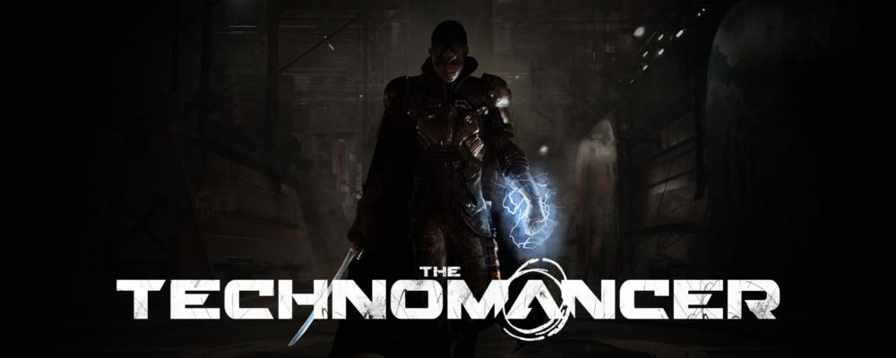 The Technomancer titre et sombre personnage