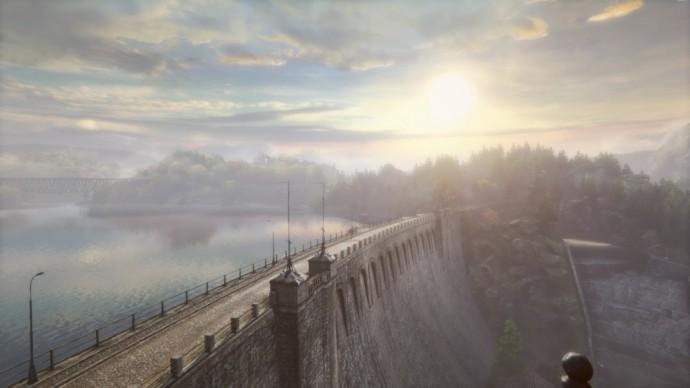 The Vanishing of Ethan Carter barrage