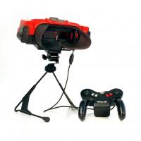 La virtual boy, ancêtre de l'Oculus Rift