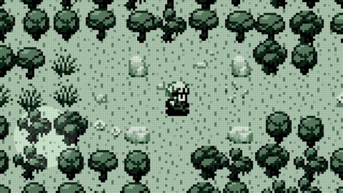 Evoland 2 GameBoy