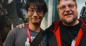 Hideo Kojima et Guillermo del Toro à nouveau réunis