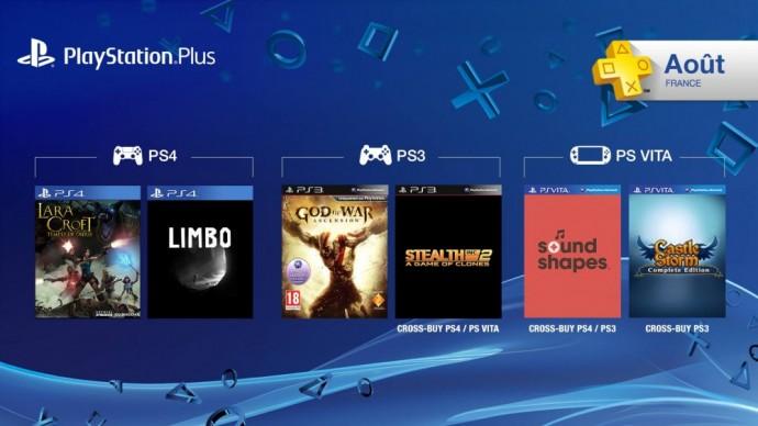 jeux playstation plus aout 2015