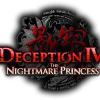 Logo de Deception IV: The Nightmare Princess