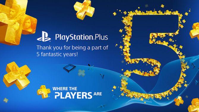 Anniversaire PlayStation Plus