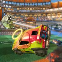 rocket league sur xbox et pc avec dlc