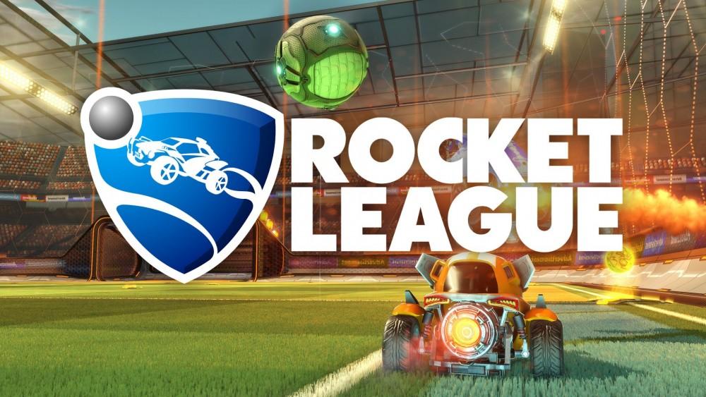 La jaquette de Rocket League