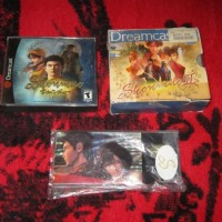 Shenmue 3 Dreamcast
