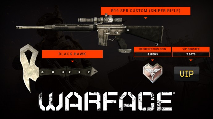 Concours Warface
