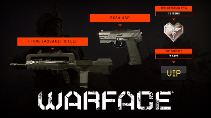 Concours Warface #2