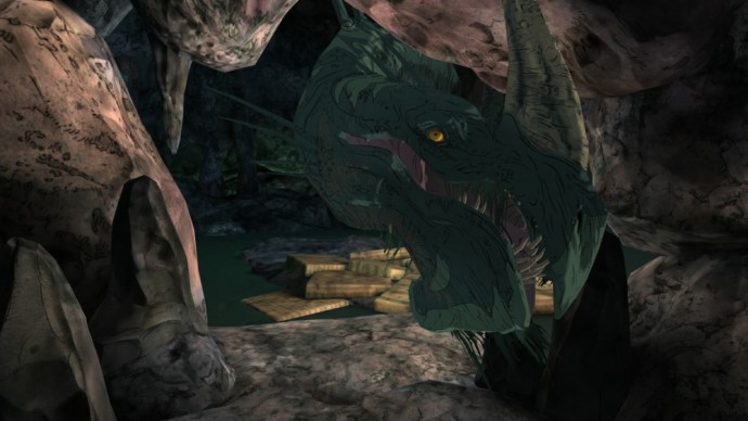 King's Quest Dragon